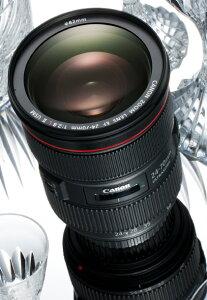 【facebookいいね!ポイント5倍!!】【当店限定!ポイント2倍UP祭!!】[3年保険付]Canon EF24-70m...
