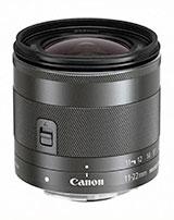 【当店限定!ポイント2倍UP祭!!】[3年保険付]【送料無料】Canon EF-M11-22mm F4-5.6 IS STM (RF...