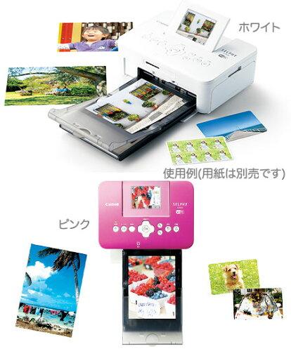 Canon SELPHY CP910 デジカメプリンター Wi-Fi(無線LAN)対応!USB接続もOK!スマートフォンやデジ...