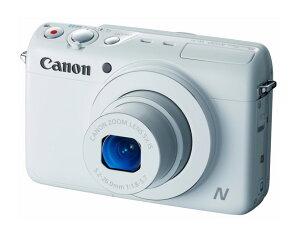 【当店限定!ポイント3倍UP祭!!】【送料無料】[3年保険付]Canon PowerShot N100『2014年4月下旬...