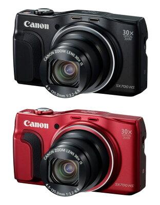 【当店限定!ポイント3倍!UP祭!!】[3年保険付]【送料無料】Canon PowerShot SX700 HS『1~3営業...