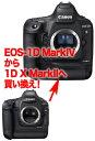 キヤノン EOS-1D MarkIV→ EOS-1DX MarkII デジタル一眼レフボディーグレードアッププラン JAN:4549292060485[02P05Nov16]【コンビニ受取対応商品】