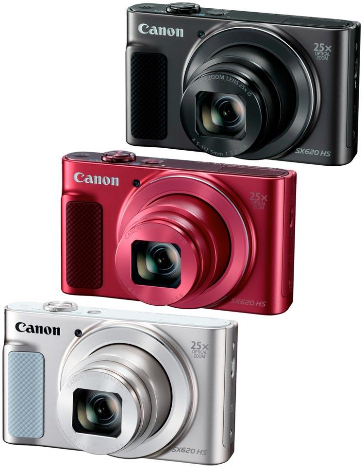 デジタルカメラ, コンパクトデジタルカメラ 3 Canon PowerShot SX620HS 25RCP