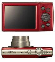 [3年保険付] Canon IXY200 光学8倍ズームレンズ・こだわりオート搭載コンパクトデジカメ[02P05Nov16]