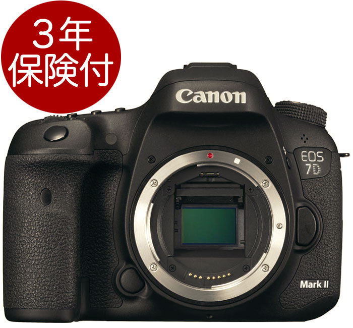 キヤノンEOS 7D MarkII(G) デジタル一眼レフカメラボディー[02P05Nov16]