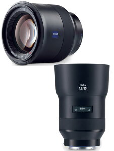 CarlZeiss Batis 1.8/85mm SONY E-mount フルサイズセンサー…