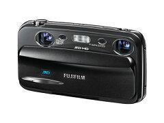 [3年保険付]デジカメFujifilm FinePix REAL3D W3 立体画像・動画撮影が可能な3Dデジタルカメラ...