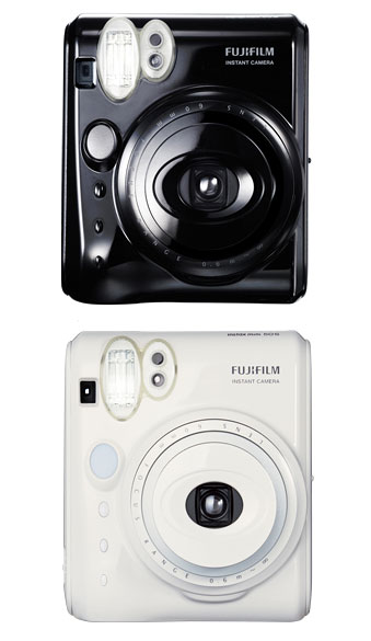 "Fuji Film cheki mini Instax 50 piano piano black / white ""1 to 3 business days after shipping,"