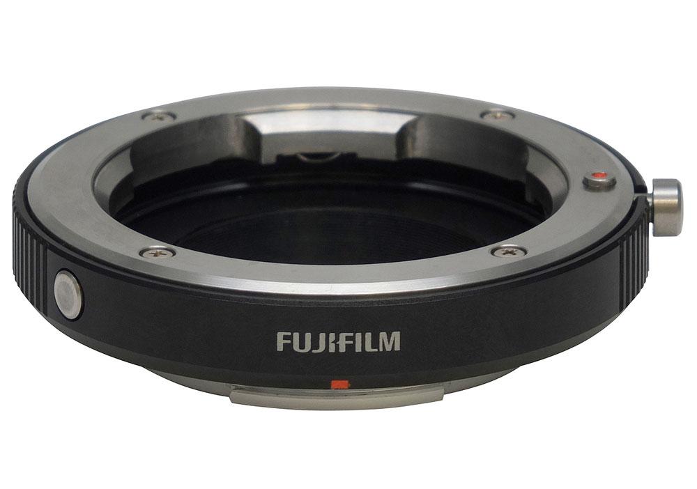 交換レンズ用アクセサリー, マウントアダプター FUJIFILM M MFinepix X-PRO1 XF02P05Nov16