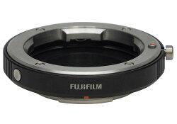 FUJIFILMフジフイルムMマウントアダプター『2012年6月9日発売予定予約』ライカMマウントレンズをFinepixX-PRO1につけるマウントアダプター