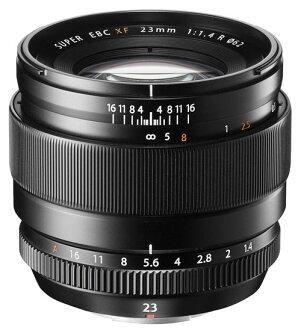 富士膠片 XF23mmF1.4R 廣角鏡頭富士能鏡頭