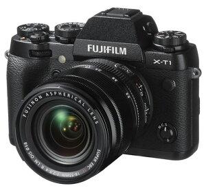 【当店限定!ポイント3倍UP祭!!】[3年保険付]【送料無料】Fujifilm X-T1ズームレンズキット『1...