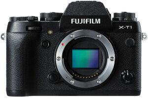 【当店限定!ポイント3倍!UP祭!!】[3年保険付]【送料無料】Fujifilm X-T1ボディーのみ『1〜3営...