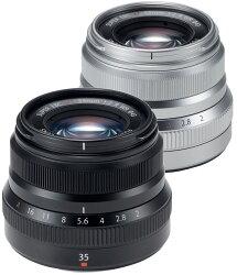 FujifilmXF35mmF2RWR標準レンズ『1〜3営業日後の発送』FinepixXシリーズミラーレス一眼用のクラシカルデザイン標準レンズ【smtb-TK】[02P09Jan16]【コンビニ受取対応商品】