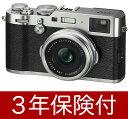 Fujifilm X100F-S デジタルカメラ シルバー『...