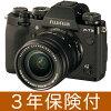 FujifilmX-T3ミラーレス一眼デジタルカメラブラックレンズキット『2018年9月20日発売』[富士フィルムX-T3/XF18-55mmF2.8-4RLMOIS][02P05Nov16]