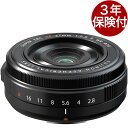 Fujifilm XF27mmF2.8 R WR