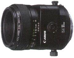 【当店限定!ポイント3倍UP祭!!】[3年保険付]Canon TS-E 90mmF2.8『1~3営業日後の発送』【ミニ...