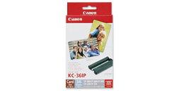 CanonKC-36IP『即納~2営業日後の発送』カードサイズペーパー/インク36枚