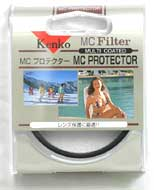 "Kenko MC-protector 58 mm ""quick delivery ~ 3 business days after shipping '"