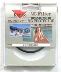[玉資料包] Kenko MC 保護 62 毫米一半下