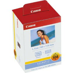 CanonKL-36IP3Pack『即納~2営業日後の発送』[Lサイズペーパー/インク108枚分]