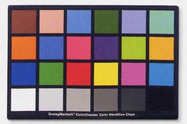 """(グレタマクベス) x-Rite colorchecker 8 x 10 """"quick delivery ~ 3 business days after shipping, fs3gm"""