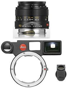 【当店限定!エントリーでポイント5倍!!】_[3年保険付]Leica マクロセットM (MACRO-ELMAR-M f4/...