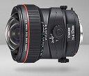[期間限定特価 3年保険付]Canon TS-E17mmF4L『1~3営業日後の発送』超広角ティルトシフトレンズ