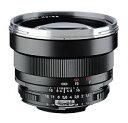 Nikon一眼にカールツァイスレンズが使えるCarlZeiss PlanarT*1.4/85ZF