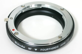 "(OLYMPUS/Panasonic) four-thirds modern international Nikon f-mount adapter ""1 to 3 business days after shipping,"