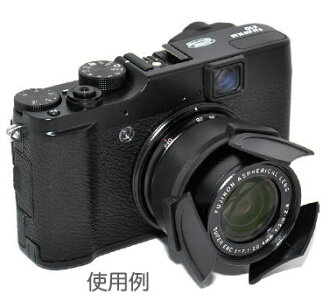 JJC ALC-X 10 鏡頭蓋富士 Finepix X 10 專屬的伸縮式鏡頭蓋