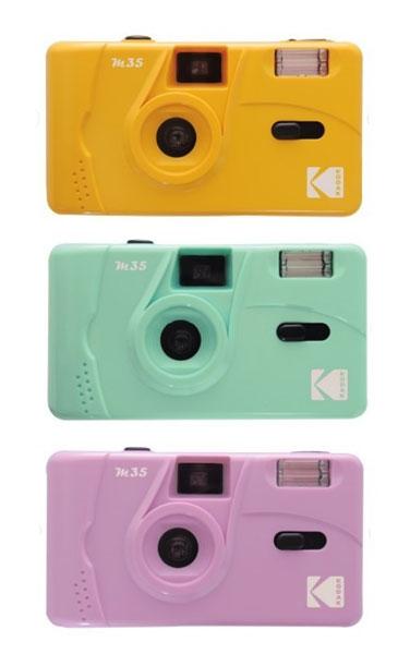 フィルムカメラ, コンパクトフィルムカメラ KODAK M35 02P05Nov16