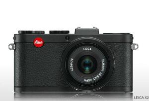 【当店限定!ポイント2倍UP祭!!】[3年保険付]【送料無料】Leica X2 ブラックコンパクトデジカメ...