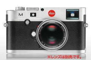【当店限定!ポイント3倍UP祭!!】[3年保険付]【送料無料】LeicaM レンジファインダー型フルサイ...