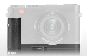 【当店限定!ポイント2倍UP祭!!】_Leica ライカXバリオ用ハンドグリップ 18766 [02P27Jan14]【R...