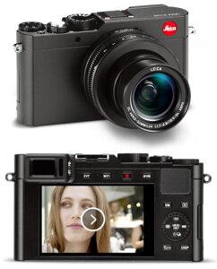 【当店限定!ポイント3倍!UP祭!!】【送料無料】[3年保険付] Leica D-LUX (Typ109)18471『納期...