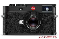 [3年保険付]LeicaM10ブラッククロームボディー『納期1ヶ月ほど』レンジファインダー型フルサイズデジタルカメラ【RCP】[fs04gm][02P05Nov16]