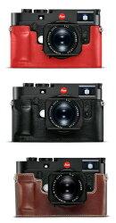 [ゆうパケット164円発送選択可]LeicaM10レザープロテクター速写ケース型カメラケース『3〜4営業日後の発送』LeicaProtectorM10,leather#24020/24021/24022[fs04gm][02P05Nov16]
