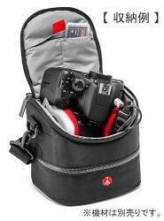 ManfrottoMAショルダーバッグ3#MBMA-SB-3カメラショルダーバッグ『3〜4営業日後の発送』[どこにでも持ち運べるAdvancedコレクション。標準ズームレンズ付き小型一眼レフ、ハンディカム等におすすめ。前機種:KTDL-L-435]【RCP】[fs04gm][02P21Aug14]