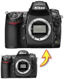 [3年保険付]【D300からD700へグレードアップしよう】Nikon D700←D300 デジタル一眼レフボディ...