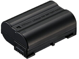 """Is going to ship Nikon Li-ion rechargeable battery EN-EL15 two business days after immediate delivery ...""; fs3gm"