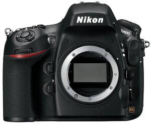 【当店限定!ポイント2倍UP祭!!】[3年保険付]【送料無料】Nikon D800 ニコンデジタル一眼レフボ...