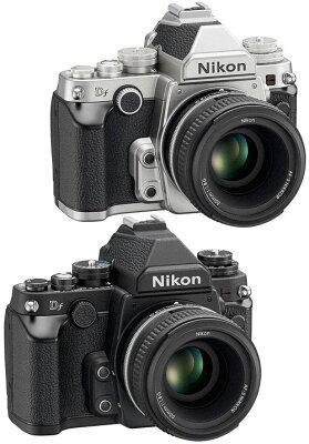 【当店限定!ポイント2倍UP祭!!】[3年保険付]【送料無料】Nikon Df 50mm f/1.8G Special Editio...