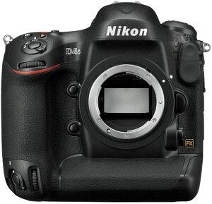 【当店限定!ポイント3倍!UP祭!!】[3年保険付]【送料無料】Nikon D4S ニコンデジタル一眼レフ...