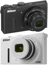 NikonCOOLPIXP340デジタルカメラ『即納~2営業日後の発送』Wi-Fi搭載!開放F値1.8の明るいレンズ+1/1.7裏面照射CMOSで細部まで美しく撮影できるデジタルカメラ【smtb-TK】[02P24Feb14]【RCP】