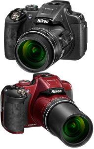 Nikon COOLPIX P610 デジタルカメラ『即納〜2営業日後の発送/レッド色一時品切納期2週間ほど』小型ボディーに光学60倍!1440mm相当の超望遠とバリアングル液晶モニターしたネオ一眼デジカメ【smtb-TK】【RCP】[fs04gm][02P30May15]