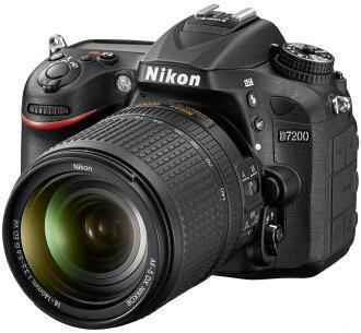 [相機包 + 8 GB SDHC 與] 尼康 D7200 18 140VR 鏡頭套裝 3/2015年 19、 發佈的尼康 D7200 尼康數碼單反相機 + af-s DX 尼克爾 18-140 毫米 f/3.5-5.6G ED VR 高變焦標準變焦鏡頭工具組 [fs04gm] [03P01Mar15]