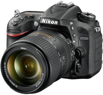 [相機包 + 8 GB SDHC 與] 尼康 D7200 18 300 標準 VR 超級變焦工具組 3/2015年 19 發佈尼康 D7200 尼康數碼單反 + af-s DX 尼克爾 18-300 毫米 f/3.5-6.3G ED VR 16.7 倍高放大倍率變焦鏡頭工具組 [fs04gm] [03P01Mar15]