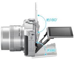 [8GBmicroSDHC&カメラバッグ付]Nikon1J5標準パワーズームレンズキット『即納〜2営業日後の発送予定』Wi-Fi搭載ニコンデジタルミラーレス一眼レフJ5Body+1NIKKORVR10-30mmf/3.5-5.6PD-ZOOM標準ズームレンズキット【smtb-TK】[02P11Apr15]
